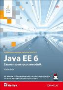 Java Ee 6 Zaawansowany Przewodnik Wydanie Iv