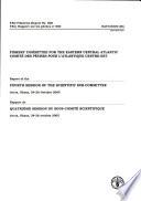 Rapport de la session du Sous-Comité scientifique, , 24-26 2005