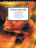 Piano Piccolo: 111 Little and Very Easy Original Classical Piano Pieces for Piano