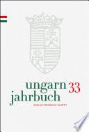 Ungarn-Jahrbuch 33 (2016/17)
