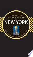 The Little Black Book of New York  2016 Edition