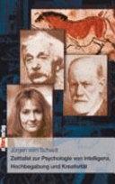 Zeittafel zur Psychologie von Intelligenz  Hochbegabung und Kreativit  t