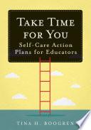 Take Time for You Book PDF