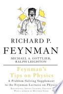 Feynman s Tips on Physics