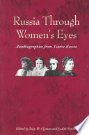 Russia Through Women S Eyes