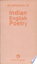 Anthology Of Indian English Poetry