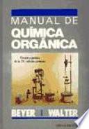 Manual De Qu Mica Org Nica