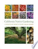 California Native Gardening