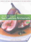 The Rough Guide to San Francisco Restaurants