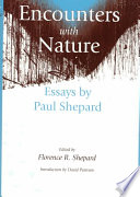 illustration Encounters with Nature, Essays