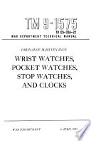 ordnance-maintenance-wrist-watches-pocket-watches-stop-watches-and-clocks