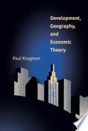 Development  Geography  and Economic Theory