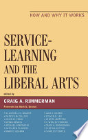 Service learning and the Liberal Arts
