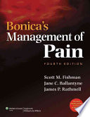 Bonica S Management Of Pain