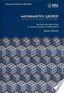 Mathematics Galore