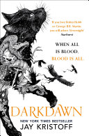 Darkdawn The Nevernight Chronicle Book 3