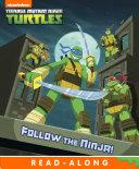 Follow The Ninja Teenage Mutant Ninja Turtles