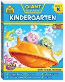 Giant Kindergarten Workbook