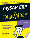 mySAP ERP For Dummies