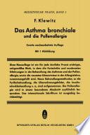 Das Asthma Bronchiale und die Pollenallergie