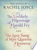 Harold Fry   Queenie  Two Book Bundle from Rachel Joyce