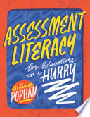 Assessment Literacy for Educators in a Hurry Book PDF