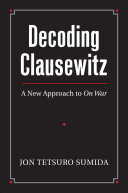 Decoding Clausewitz