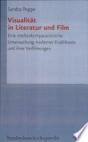 Visualität in Literatur und Film