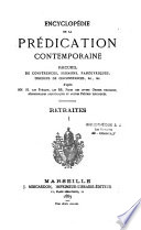 Encyclopédie de la prédication contemporaine