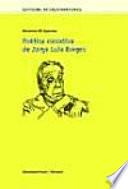 Po  tica narrativa de Jorge Luis Borges