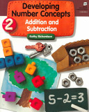 Developing Number Concepts  Addition and subtraction