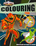 Power Rangers Colouring