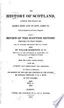 The history of Scotland