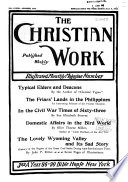 The Christian Work and the Evangelist
