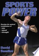 Sports Power book