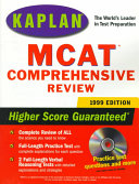 MCAT Comprehensive Review 1999