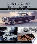 Mercedes Benz  Fintail  Models