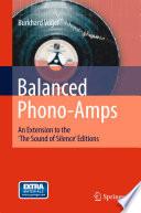 Balanced Phono Amps
