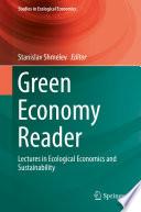 Green Economy Reader