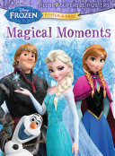 Disney Frozen  Magical Moments Poster A Page