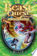 Beast Quest  Blaze the Ice Dragon