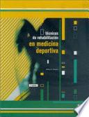T  CNICAS DE REHABILITACI  N EN MEDICINA DEPORTIVA