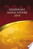 Southeast Asian Affairs 2014