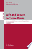 Safe and Secure Software Reuse