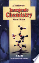 A Text Book of Inorganic Chemistry