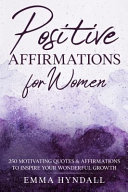 Positive Affirmations For Women