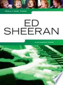 Really Easy Piano  Ed Sheeran