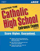 Arco Master the Catholic High School Entrance Exams