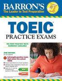 Barron s TOEIC Practice Exams