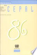 Revista de la CEPAL, Agosto 2005